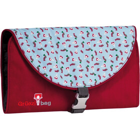 Grüezi-Bag Trousse de toilette Petit, berry